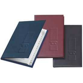 Veloflex® Adressbuch - A7, 3 Farben sortiert