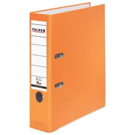 Falken Ordner PP-Color S80 - A4, 8 cm, orange