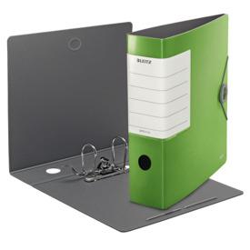 Leitz 1112 Qualitäts-Ordner 180° Solid -  Polyfoam, A4, breit, hellgrün