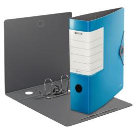 Leitz 1112 Qualitäts-Ordner 180° Solid -  Polyfoam, A4, breit, hellblau