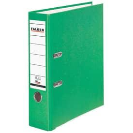 Falken Ordner PP-Color S80 - A4, 8 cm, hellgrün