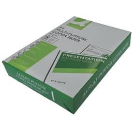 Q-Connect® Kopierpapier ECF - A4, 80 g/qm, 500 Blatt