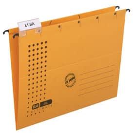 Elba Hängemappe chic - Karton (RC), 230 g/qm, A4, gelb