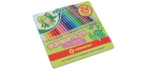 Farbstiftetui 24 Stück CLASSIC Produktbild