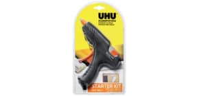 Heißklebepistole StarterKit schwarz Produktbild