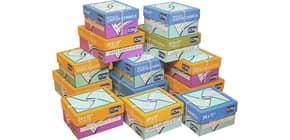 """Moduli continui """"CARTA BIANCA"""" Form 2 copie chimiche piste staccabili bianco scatola da 1000 moduli - 61030128 Immagine del prodotto"""