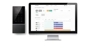 Sistema completo per la rilevazione delle presenze TimeMoto TM-616 fino a 200 utenti - 125-0585 Immagine del prodotto