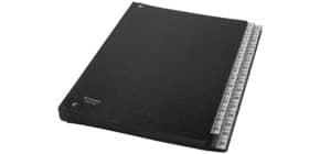 Pultordner 1-31 schwarz Produktbild