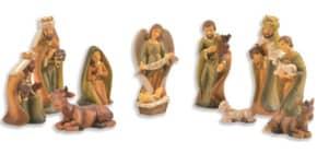 11 Krippenfiguren Produktbild
