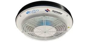 Sanificatore-Miscelatore d'aria con tecnologia UV-C Eliturbo UV-Light grigio - UVL-100 Immagine del prodotto