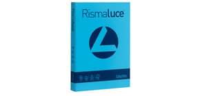 Carta colorata Favini Rismaluce colori forti 90 g/m² A4 azzurro 55 - Risma da 300 fogli - A66G304 Immagine del prodotto