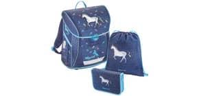 Schultaschenset Fabby Modern Horse Produktbild
