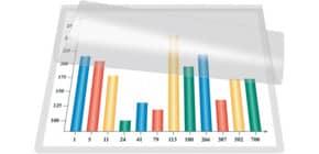 Pouches per plastificazione a freddo Q-Connect A4 f.to 31,2x22,5 cm Conf. 5 pezzi - KF27058 Immagine del prodotto