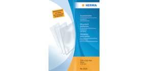 Ausweishülle 220x310 mm transp. 25 Stück HERMA 5026 f. Dokumente Format A4 Produktbild