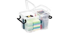 Ablagebox HW670 transp Produktbild