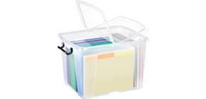 Ablagebox HW674 transp Produktbild