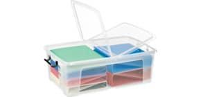 Ablagebox HW675 transp Produktbild