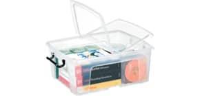 Ablagebox HW673 transp Produktbild