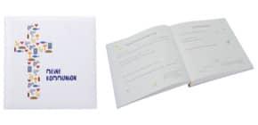 Kommunionsalbum Spirit weiß/ Produktbild