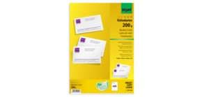 Visitenkarten 200g 600ST Produktbild
