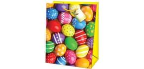 Geschenktragtasche Ostereier 10 Stück Produktbild