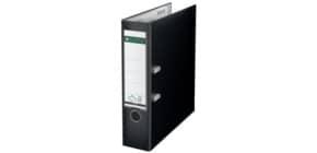 Registratore senza custodia Leitz 180° commerciale dorso 8 cm cartone rivestito in polipropilene nero - 10105095 Immagine del prodotto
