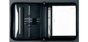 Cartella portadocumenti Alassio LIMONE in pelle 28,5x4x36 cm A4 nero 30014 Immagine del prodotto