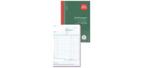 Rechnungsbuch A5h 2x50BL KleinUN Produktbild