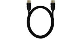 Cavo di collegamento Media Range HDMI ad alta velocità con Ethernet contatti dorati 18 Gbit/s 1,8mt  - MRCS156 Immagine del prodotto