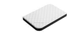 Hard Disk Esterno Verbatim Store 'n' Go USB 3.0 1 TB bianco - 53206 Immagine del prodotto