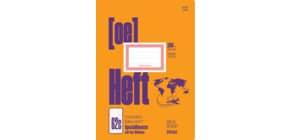 Vokabelheft A4 20 Blatt liniert Produktbild