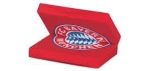 Sitzkissen Logo rot FCBAYERN 20690 Produktbild