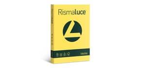 Carta colorata Favini Rismaluce colori forti 90 g/m² A3 giallo sole Risma da 300 fogli - A66B313 Immagine del prodotto