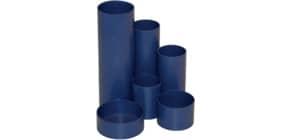Stifteköcher 6-teilig blau Produktbild