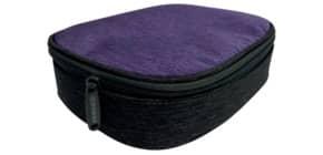 Zippennal groß Uni lila oval 1-Stock DONAU 6778100-23 Produktbild