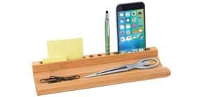 Organizer Tisch Bambus Produktbild