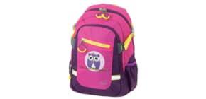 Kinderrucksack Owl fuchsia Produktbild