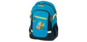 Kinderrucksack Digger blau Produktbild