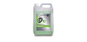 Detergente liquido fragranza mela Cif tanica 5 L - verde 100958290 Immagine del prodotto