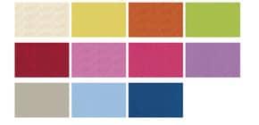 Carta da regalo in fogli Rex-Sadoch Ecocolor Kraft Light 70x100 cm assortiti pastello Conf. 50 pezzi - 74450LIT Immagine del prodotto