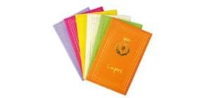 """Biglietti con busta Ellebi - Sadoch Capri """"formato 9"""" 9x14 cm assortiti Conf. 10 pezzi - 8020 Immagine del prodotto"""