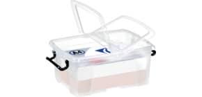 Ablagebox HW671 transp Produktbild