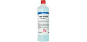 Glasreiniger 1 Liter hellblau 0300-01 Fensterrein  Produktbild
