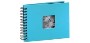 Fotospiralbuch Fine Art türkis Produktbild