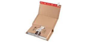 Wickelversandverpackung A5+ braun COLOMPAC 30000219 Produktbild