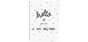 Babytagebuch hello I am new Produktbild