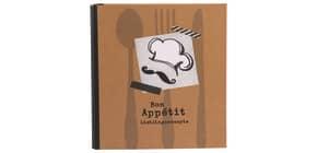 Kochrezeptbuch Ordner Gourmet Produktbild