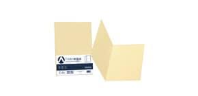 Cartellina semplice FAVINI FOLDER S cartoncino Simplex Luce&Acqua 200 g/m² 25x34cm camoscio 02  conf.50 - A50R664 Immagine del prodotto