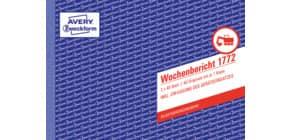 Wochenbuch A5q 2x40BL Produktbild