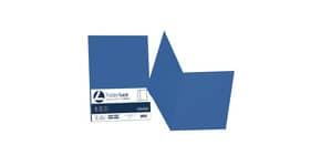 Cartellina semplice Favini FOLDER S cartoncino Simplex Luce&Acqua 200 g/m² 25x34cm blu 62 conf.50 - A50K664 Immagine del prodotto